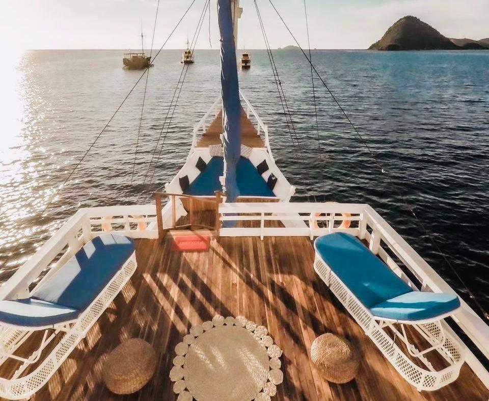 3D2N Open Trip Komodo Live on Board with La Nissa Pinisi